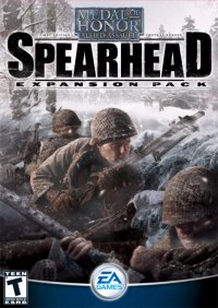 Medal of Honor: Allied Assault - Spearhead Box Art